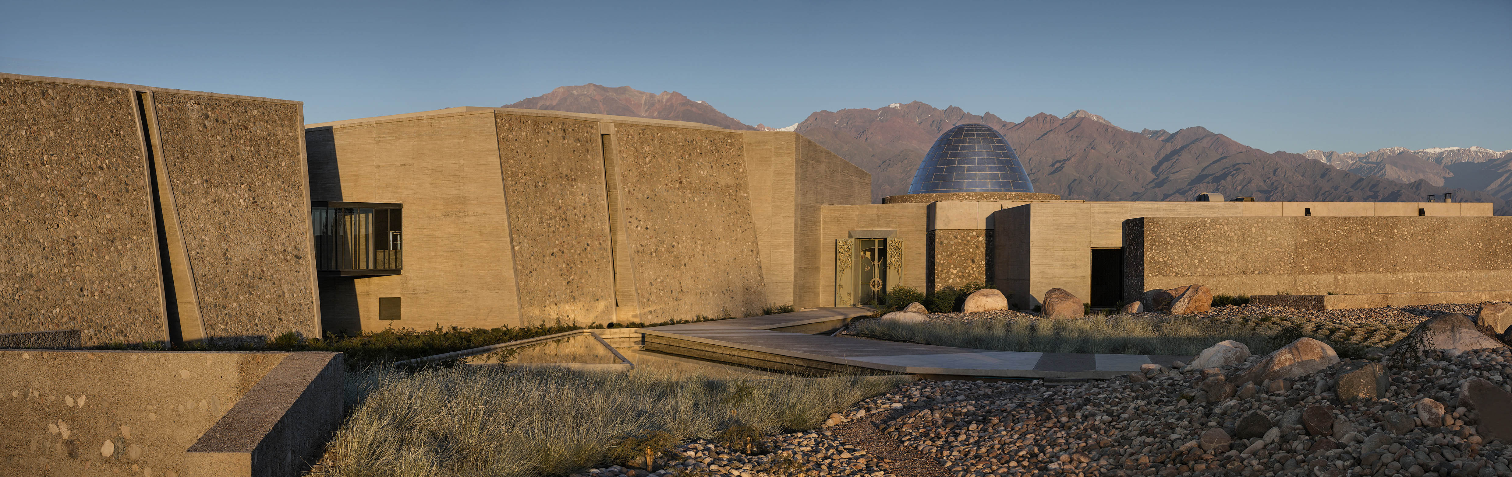 Winesellers, Ltd. Familia Zuccardi Unviels New Winery in Argentina's Mendoza Region