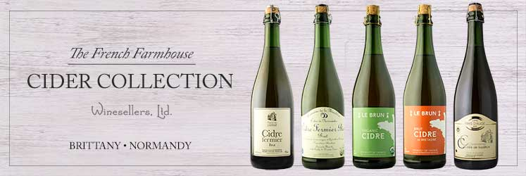 Winesellers, Ltd. Introduces a Selection of Artisanal Hard Ciders from France