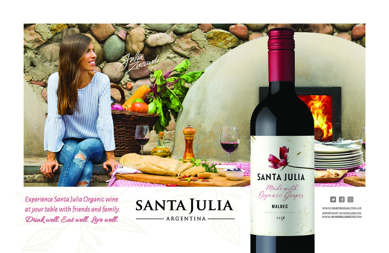 Reimagined Santa Julia Organic Champions Organic Roots